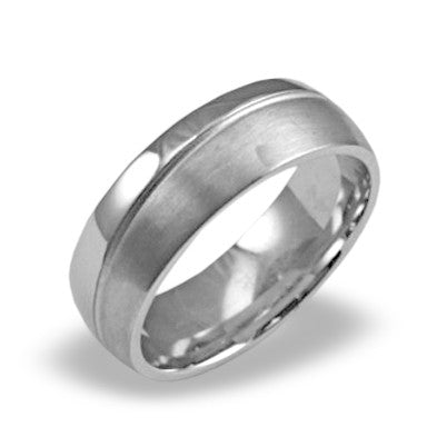Titanium Ring Mens