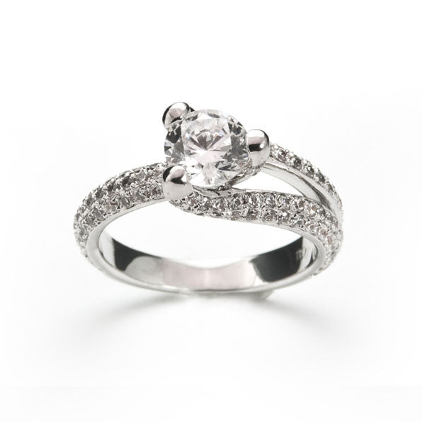 1 Carat Engagement Rings