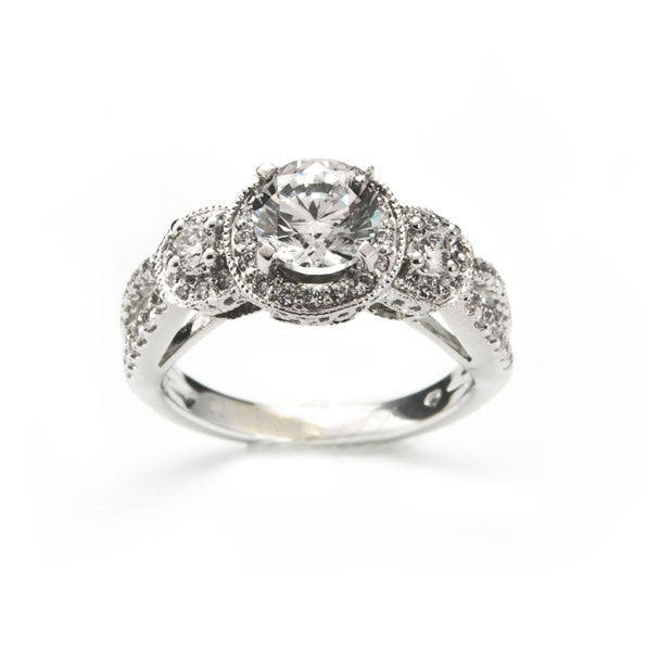 1.5 Carat Engagement Ring