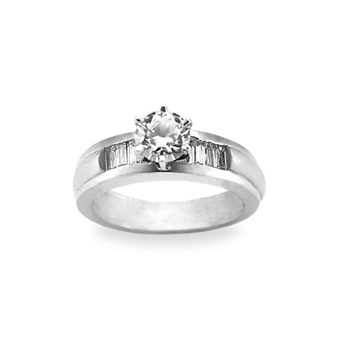 ring setting types - Types Of Wedding Rings