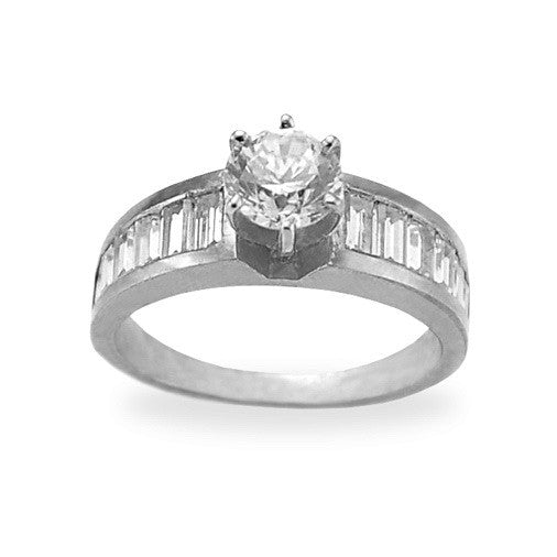 2 Carat Engagement Ring