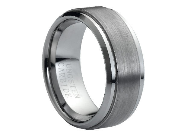 Mens Wedding Bands Tungsten
