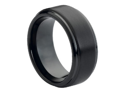 Tungsten Rings Engagement Wedding Band Specialists in Los