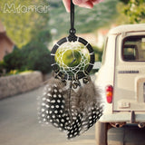 3 Styles Small Bronze Bells Dreamcatcher & Wind Chimes Car Pendant & Home Decor & Wall Hanging Dream Catcher Regalo Amor03693