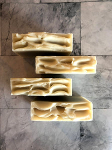 Custom Soap - 4 (four) x 4 - 4.5 oz Bars - Tiffany Riffer Soap