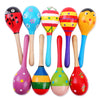 New Mini Wooden Ball Children Toys Percussion