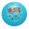 "68"" Sprinkle Splash Play Mat Inflatable Swimming Pool Water Fun Toys"