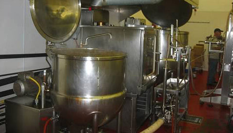 Steam Kettle Line