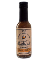 Smokey Serrano 5 oz bottle