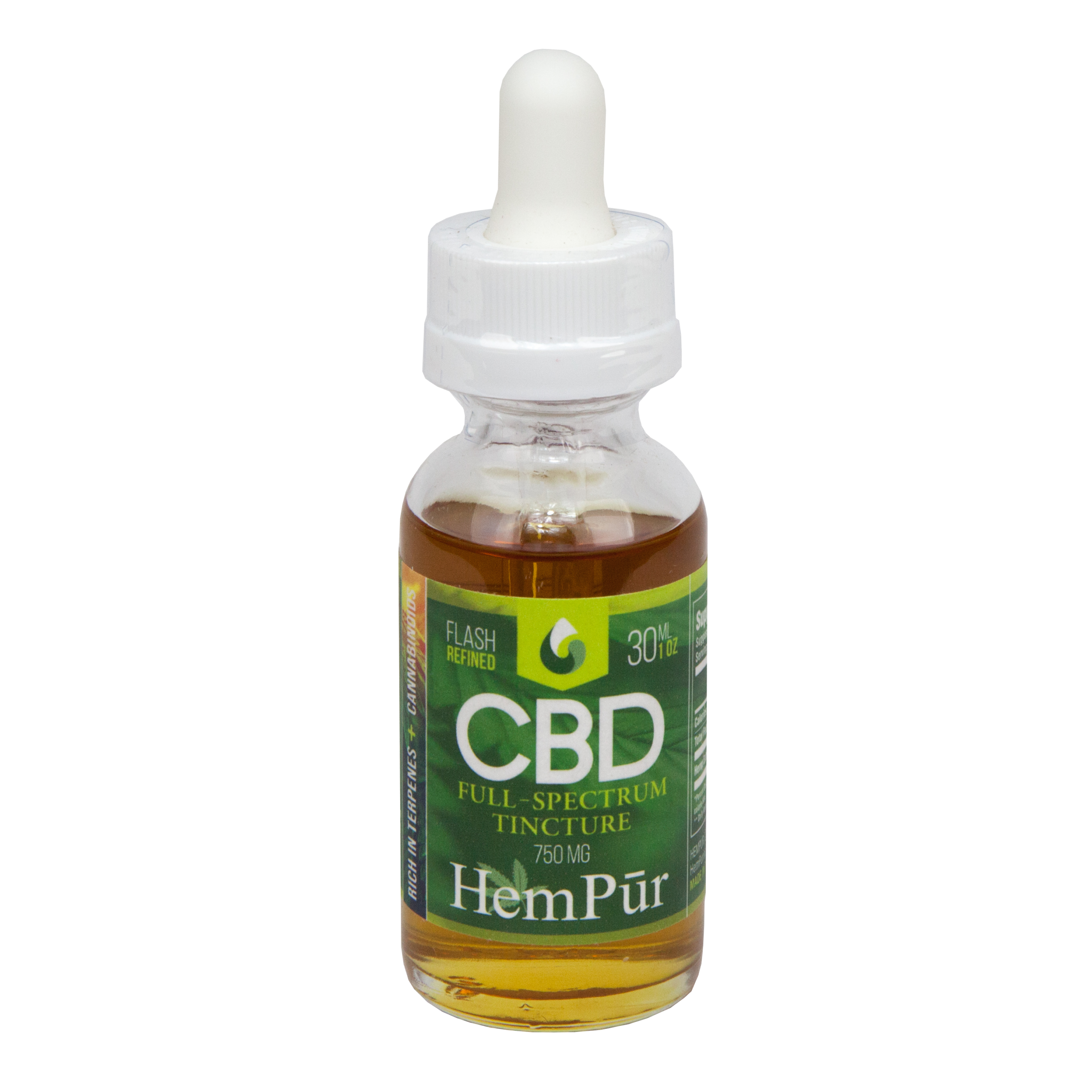 Full-Spectrum CBD Tincture 30ML 750MG