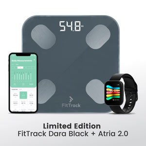 Limited Edition Starter Pack with Dara Black + Atria 2.0