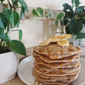 Whole N Easy Banana buckwheat pancake mix