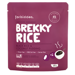 Low FODMAP Brekky Rice on Oh My Guts NZ