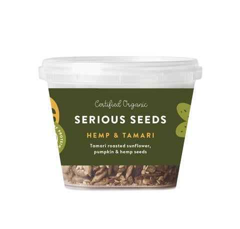 Serious Seeds at Oh My Guts low-FODMAP supplies