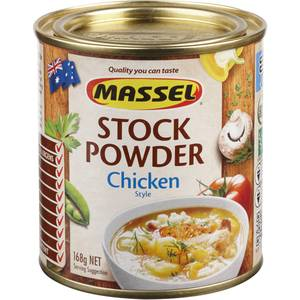 Massel Stock Powder Chicken Style 168g