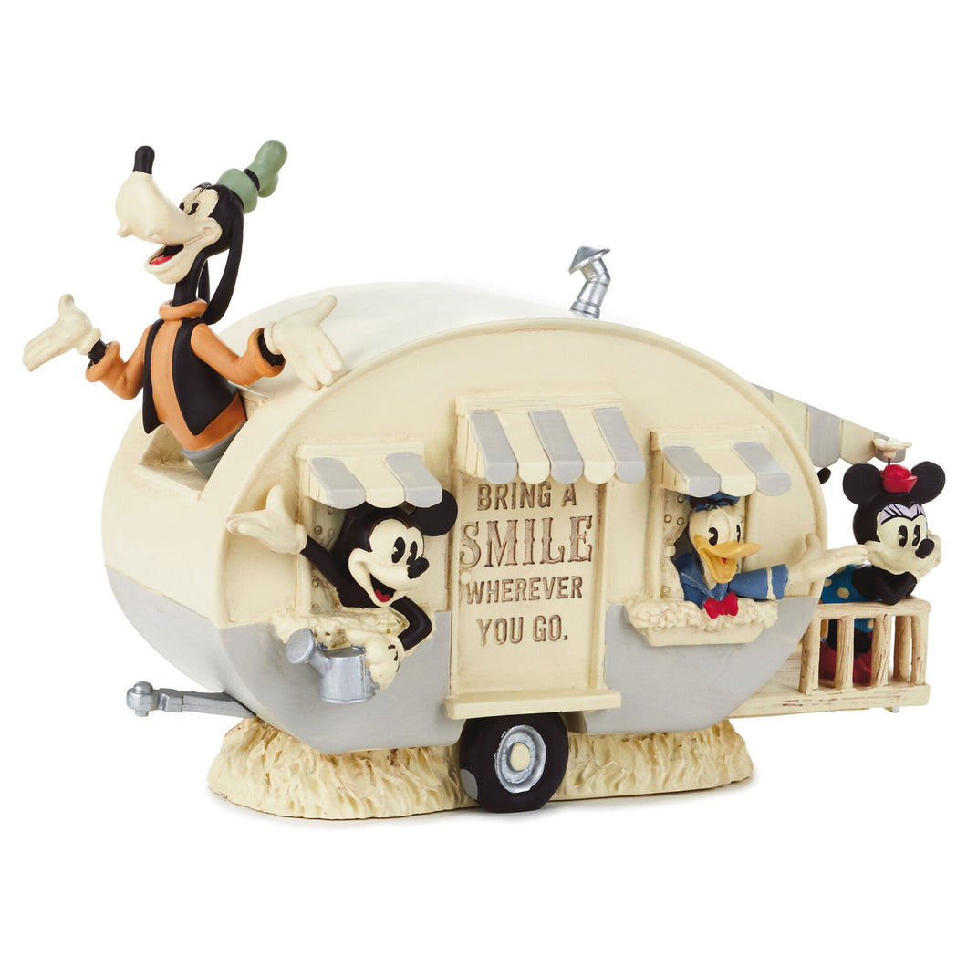 Hallmark Disney Mickey Mouse and Friends Special Edition Figurine, 4.8