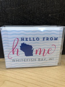 Whitefish Bay Notecards