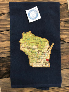 Wisconsin Dishtowel