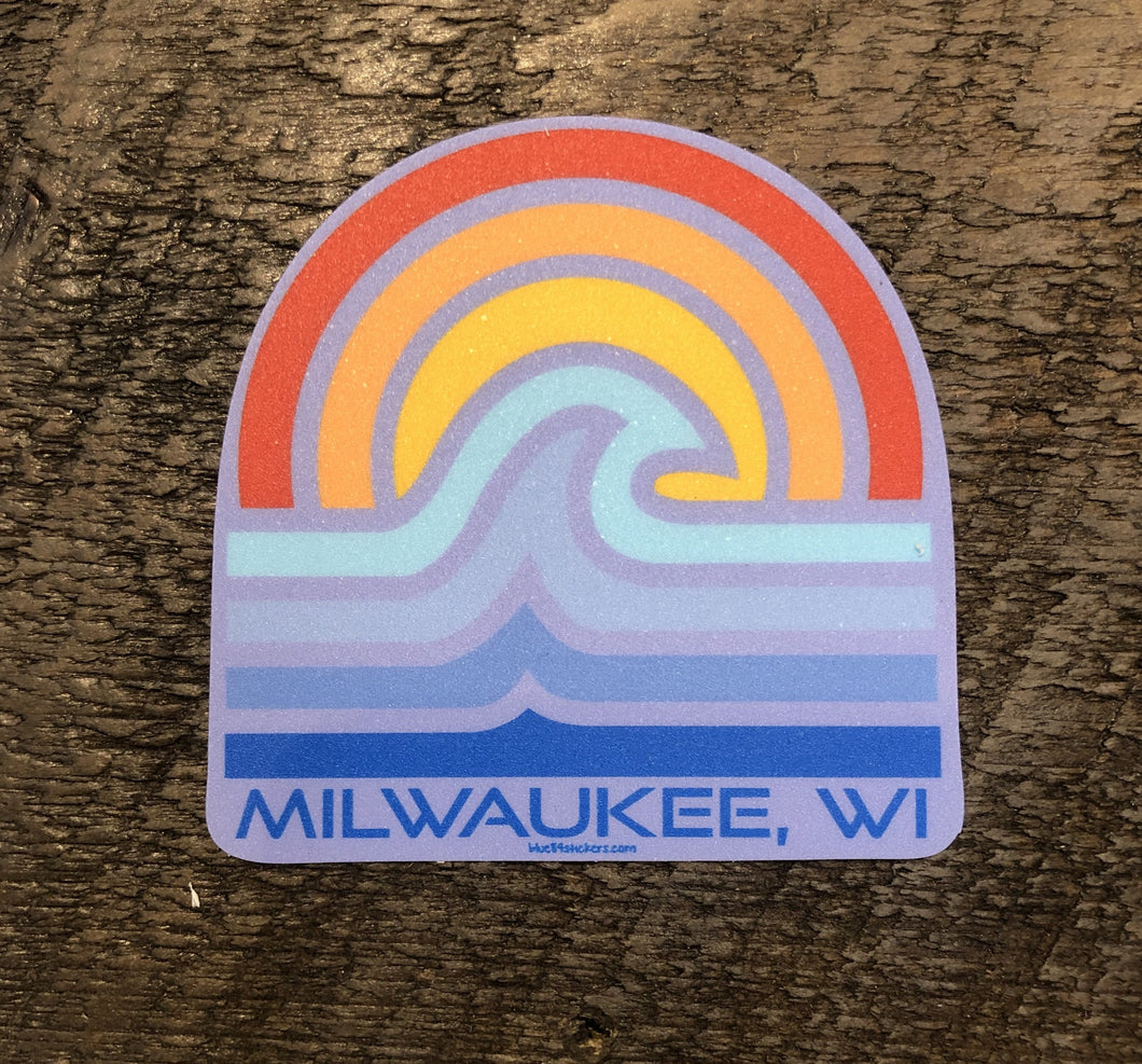 Milwaukee, WI Decal