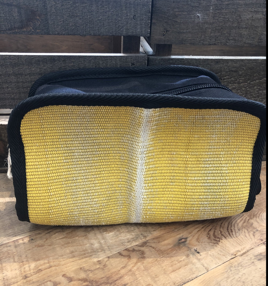 Ladder 34 Travel Dopp Toiletry Bag - Yellow