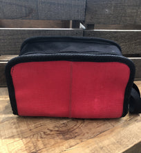 Load image into Gallery viewer, Ladder 34 Travel Dopp Toiletry Bag - Red