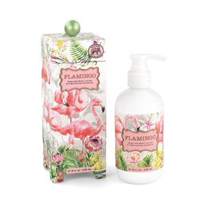 Michel Design Works Flamingo Hand and Body Lotion