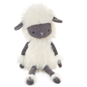 Hallmark MopTops Highland Sheep Stuffed Animal With You Are Kind Board Book