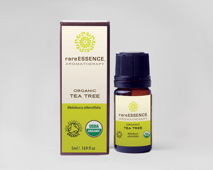 Rare Essence Organic Tea Tree Essential Oil