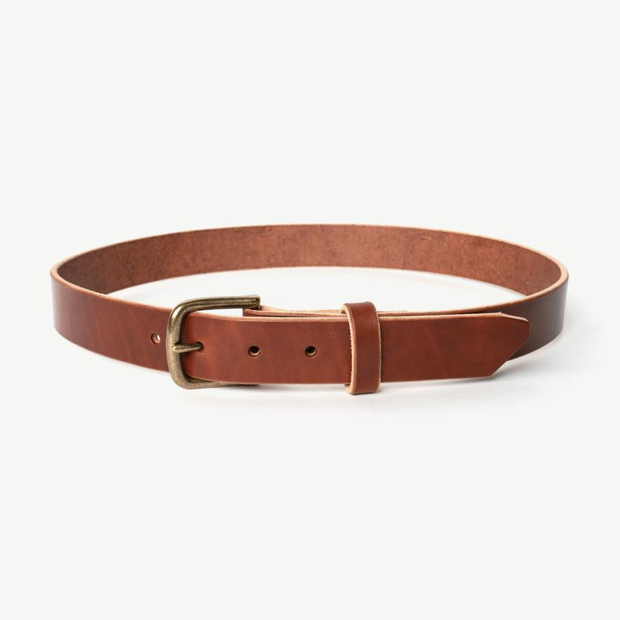 Bradley Mountain Ventura Belt: Brown