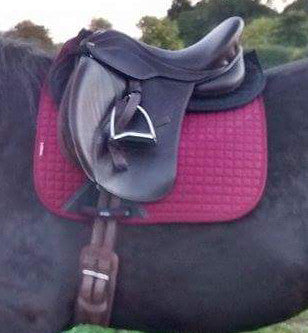 The importance of correct saddle fitting