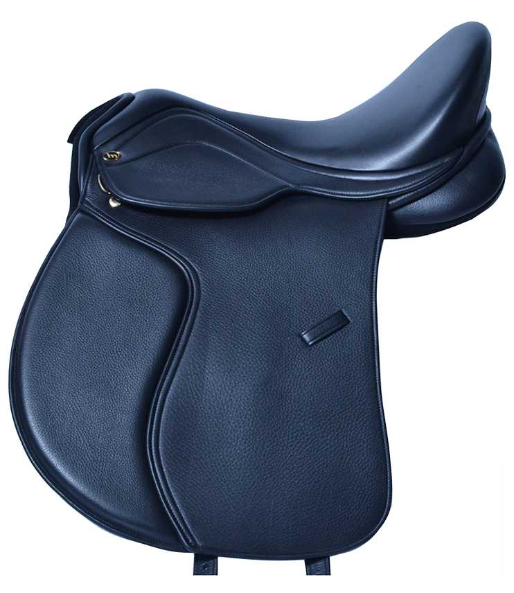 HM FlexEE Finale GP saddle in black