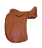 HM Vogue Deluxe Dressage saddle in cognac