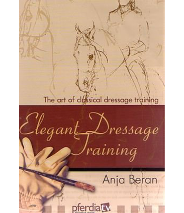 Elegant Dressage Training Pt 1 - Anja Beran DVD