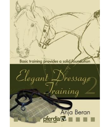 Elegant Dressage Training Pt 2 - Anja Beran DVD