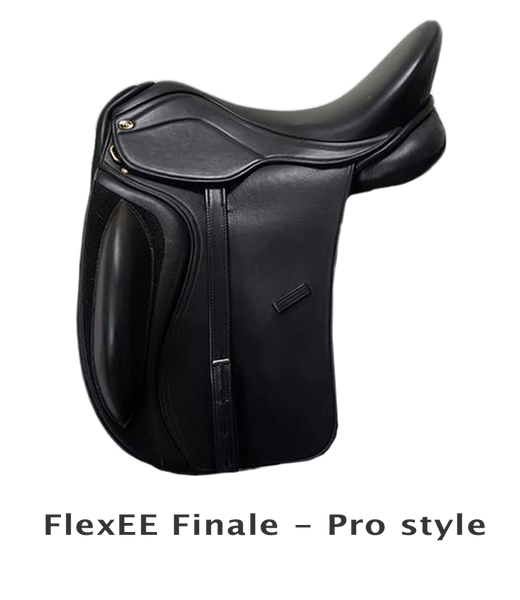 HM FlexEE Finale VSD saddle