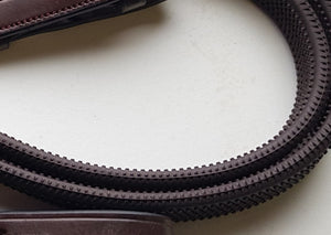 HM Saddles Rubber Grip Reins