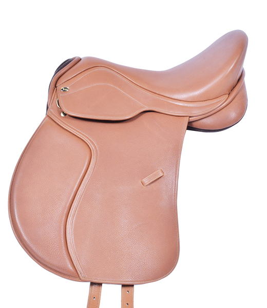 HM FlexEE Finale GP saddle in London tan