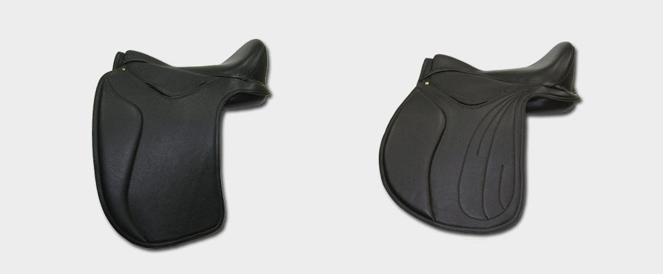 HM Vogue saddles, the absolute ultimate in comfort for horse and rider