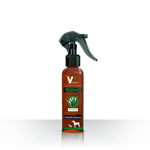 Aloe Vera Waterless Shampoo Spray