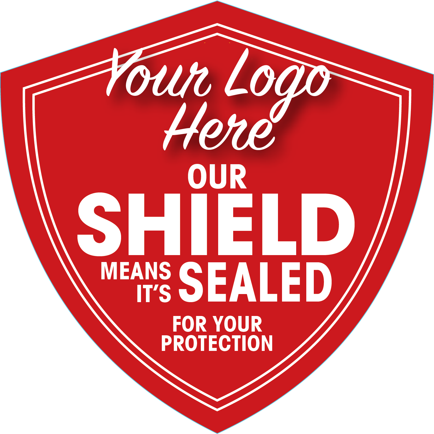 (Your Logo) Security Seals