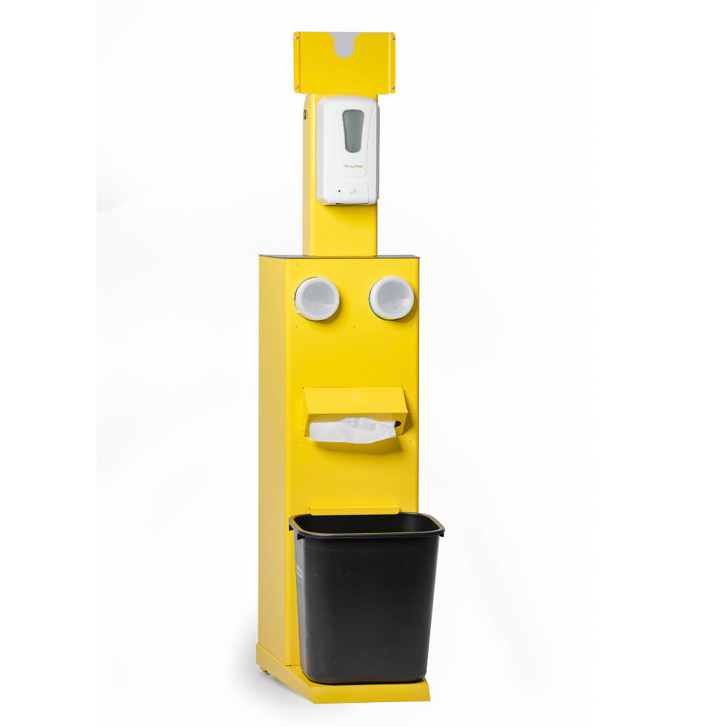 Germ Bot Self Contained Sanitizing Cart