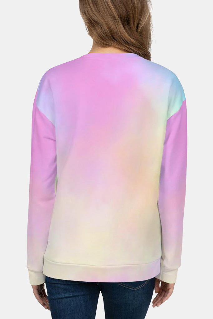 Nancy Candy Floss Lightly Sweatshirt