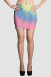 Charlie Sherbet Mini Skirt