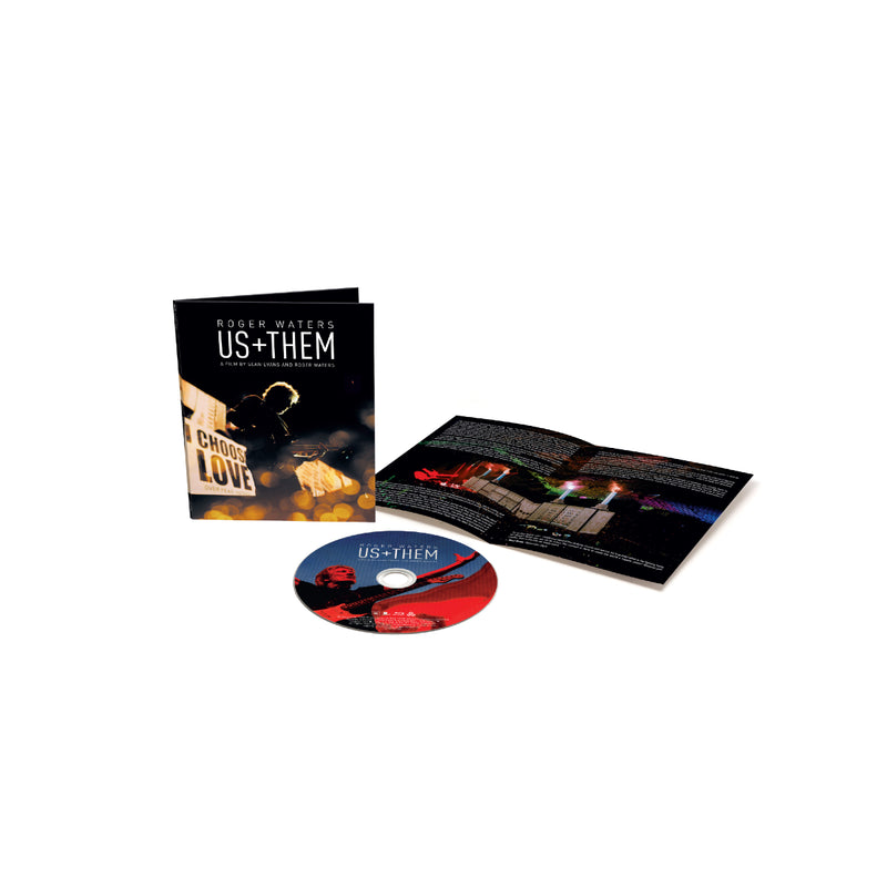 Us + Them (Blu-Ray)