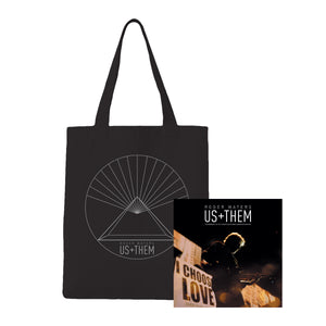 Us + Them + Tote Bag