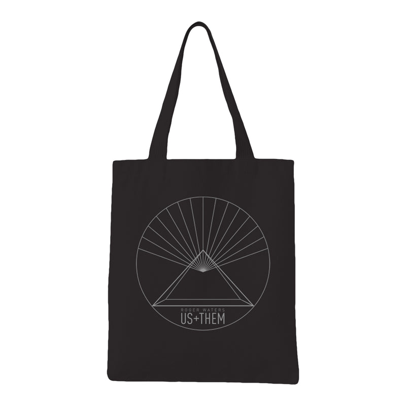 Us + Them Tote Bag