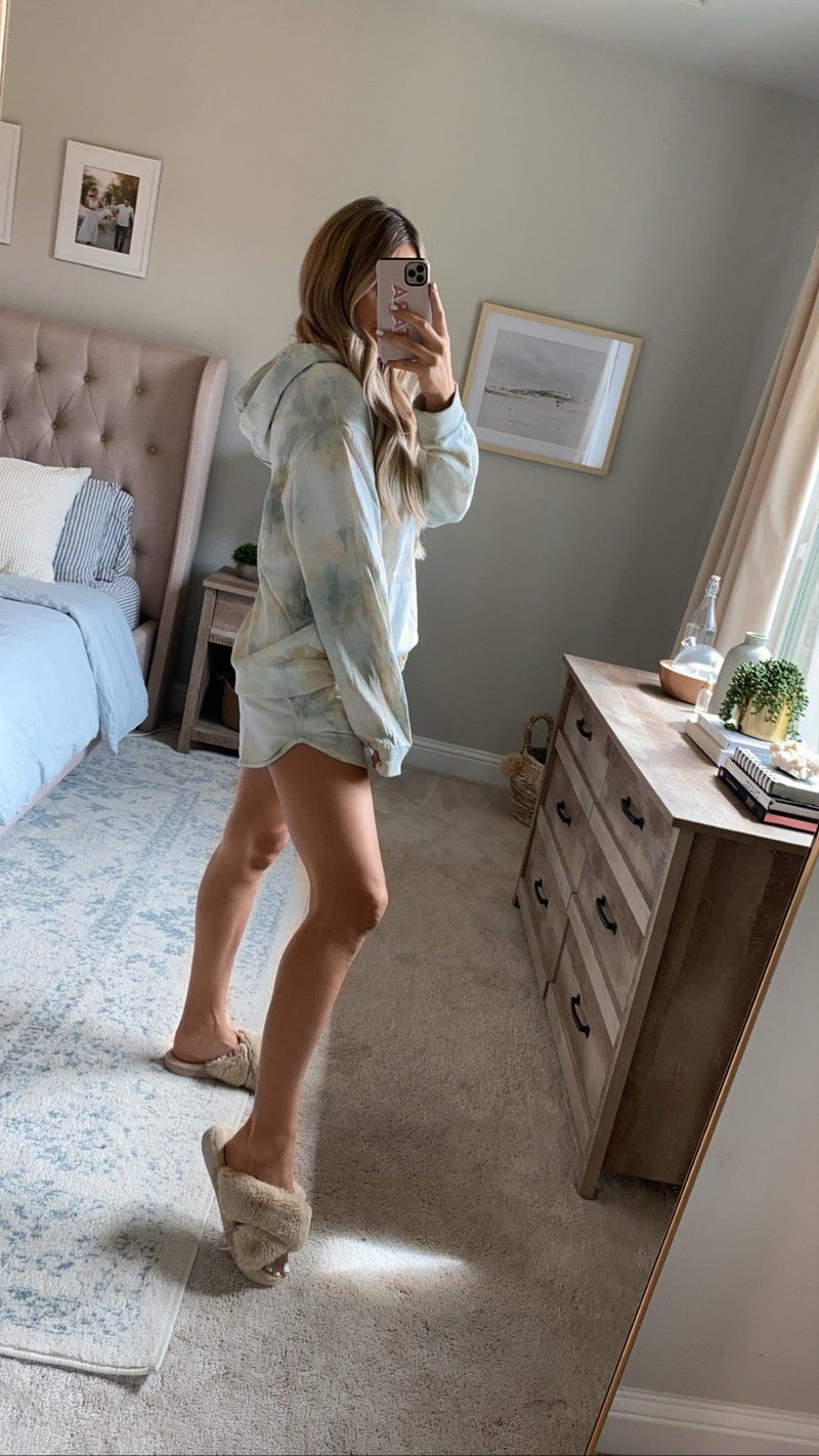 DREAMY FOG SHORTS