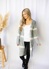 IRREPLACEABLE TIE DYE CARDIGAN
