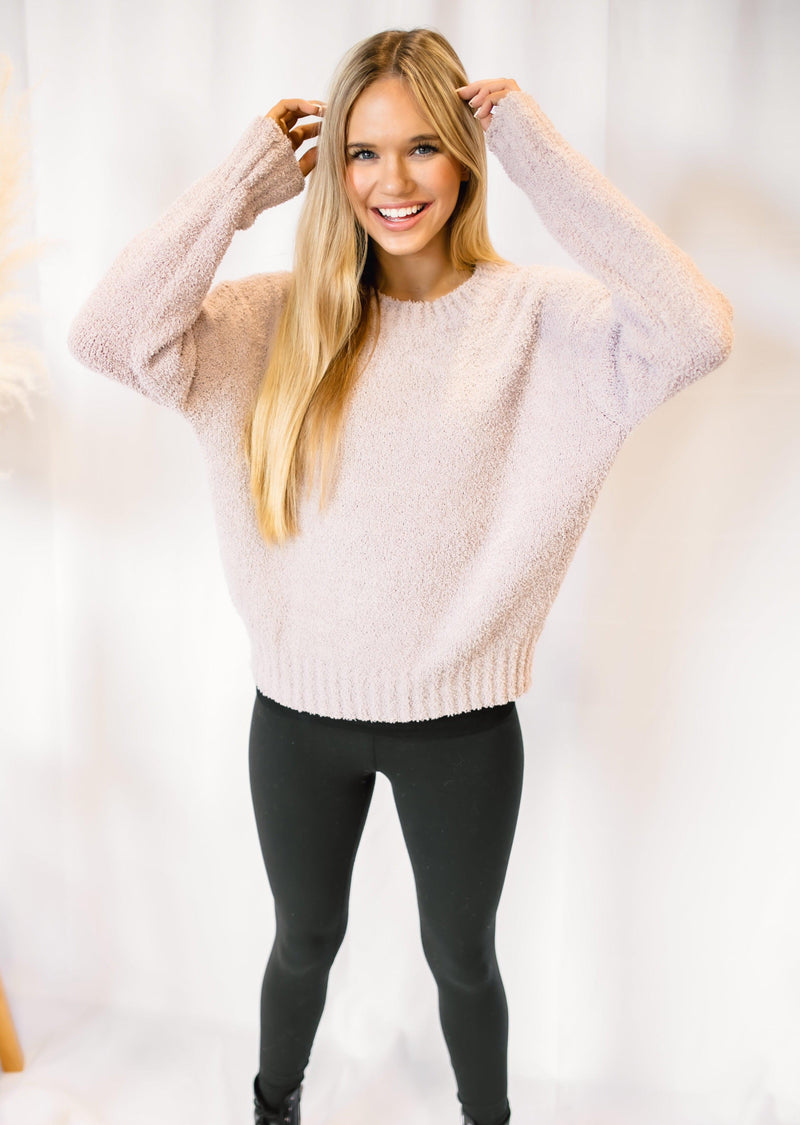 THE ONE THAT I WANT TEDDY BEAR SWEATER | TWIG