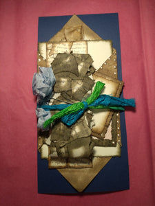 8 Piece Book Page Junk Journal Embellishment Set